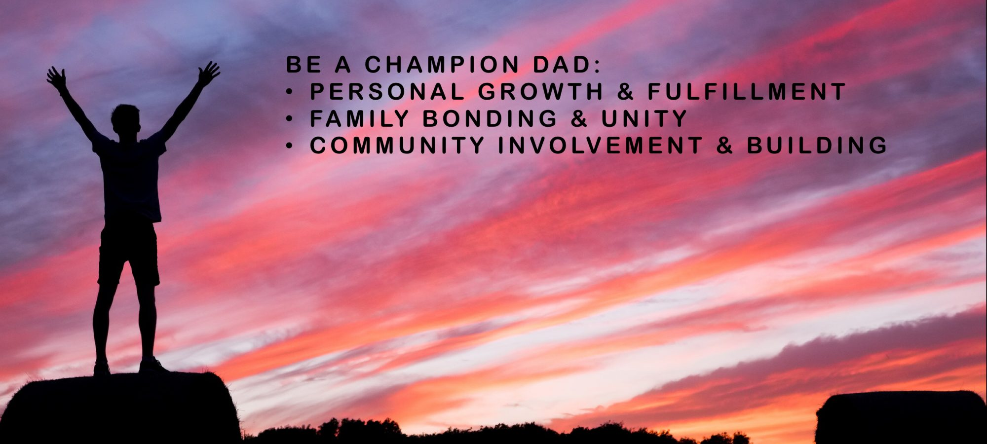 Be a Champion Dad